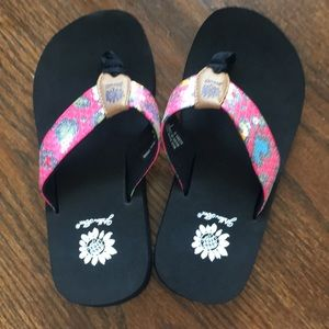 Other - New without box Yellow Box flip flops